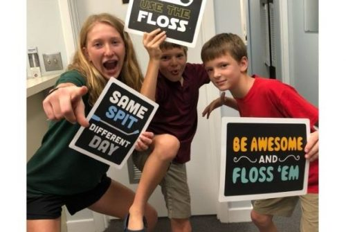 Flossing Is Essential For Oral Health